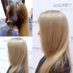 Безаммиачная формула, не осветляющая естественный пигмент волоса и не повреждающая кутикулу