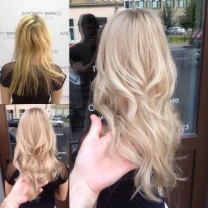 Идеальный блонд