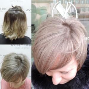 салон красоты в санкт-петербурге окрашивание блонд шатуш стрижка волос