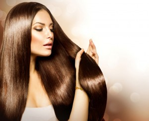восстановить поврежденные волосы