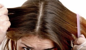 кожа головы
